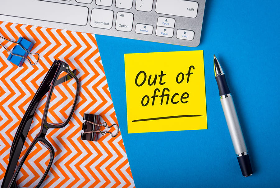Write A Great Out Of Office Message